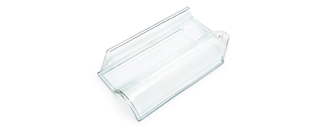 Telha de Vidro Terracota