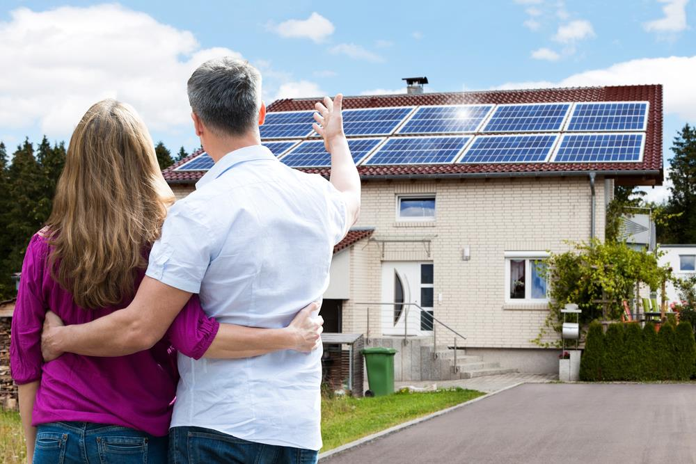 Energia solar em residências: como funciona e seus benefícios
