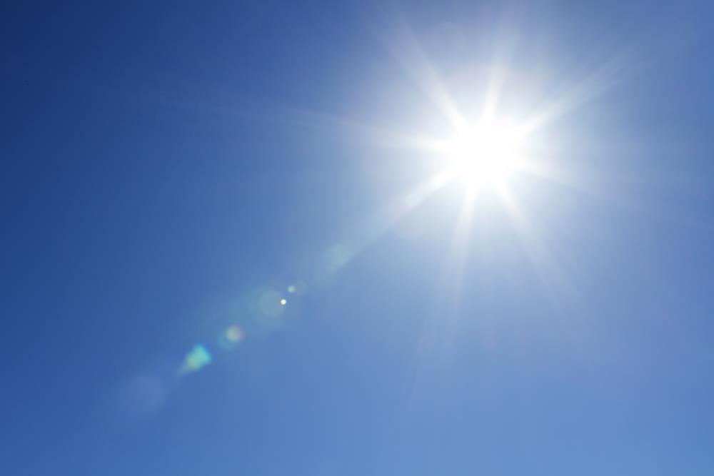 Benefícios da luz solar